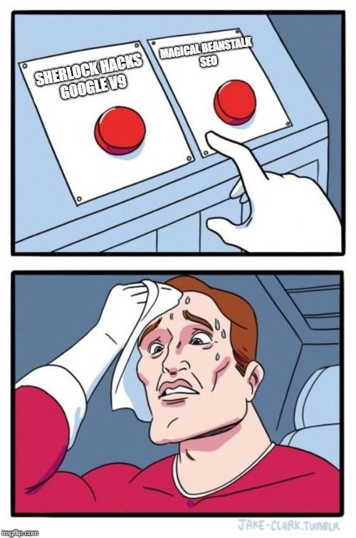 buying backlinks meme